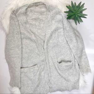 Madewell Grey Cardigan